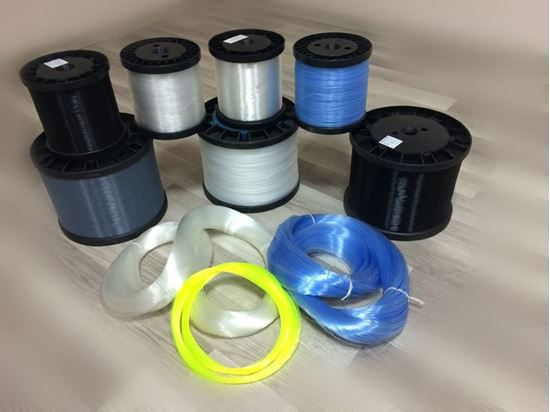 Picture of Polyamide Monofilament yarn PA-6 and PA-6.6
