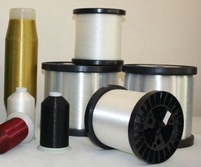 Picture of Polyester monofilament yarn (PET)