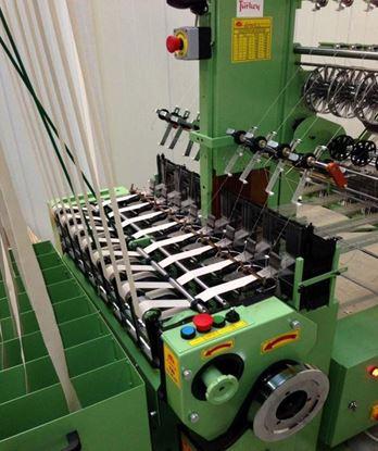 Изображение Высокосроростные лентоткацкие станки для производства легких и тяжелых лент - Турция