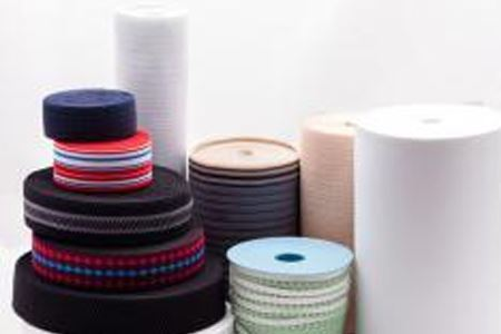 Picture for category Manufacture of textile tapes, rubber bands