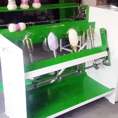 Машина для намотки клубков пряжи