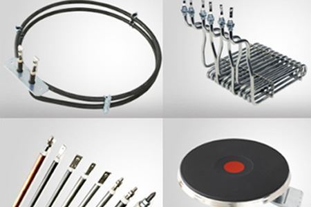 Picture for category Heating elements