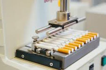 Picture for category Cigarette production