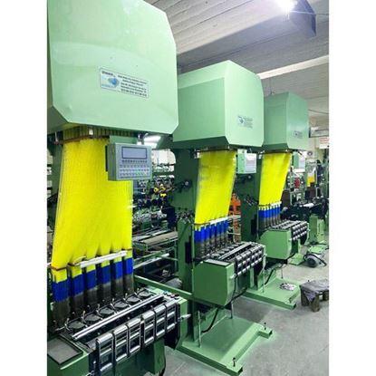 Жаккардовые лентоткацкие станки для производства текстильных лент